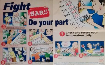 4. SARS foldout poster