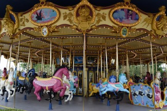 The Fantasia Carousel