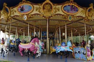 The Fantasia Carousel