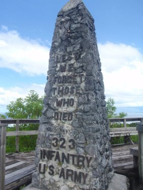 50. bloody nose ridge memorial