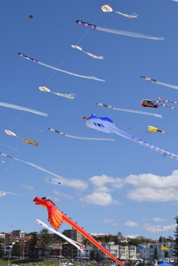 2-kites-on-bondi-beach