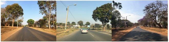 10. roads of Lilongwe