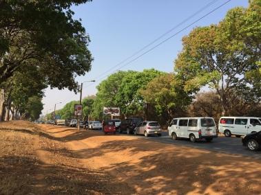 7 traffic jam