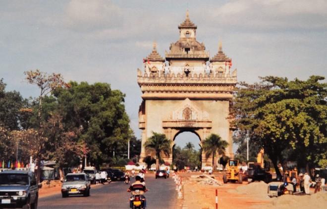 Vientiane Victory Arch