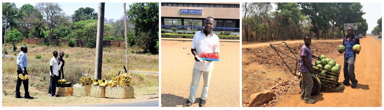 1 roadside fruit
