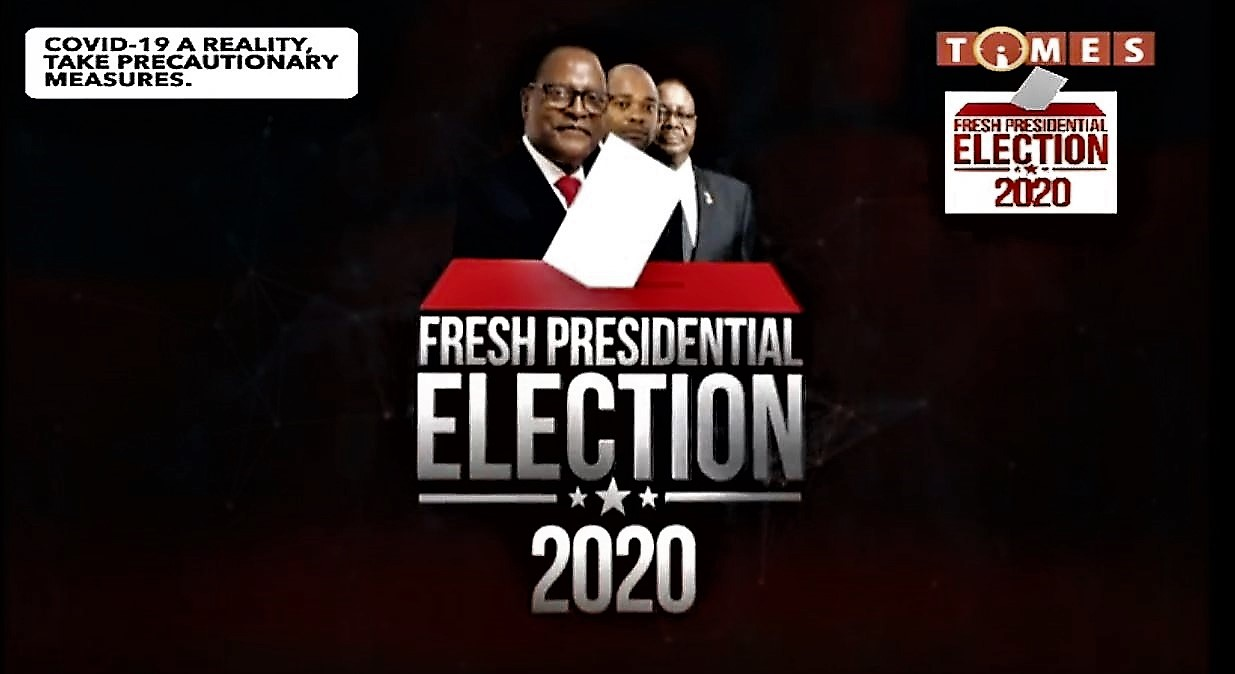 2 Times TV election graphic
