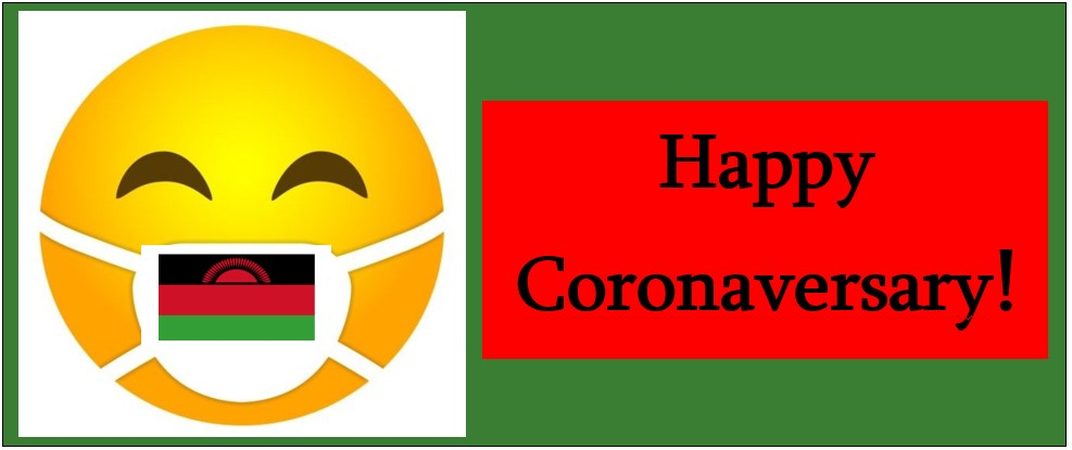 Happy Coronaversary
